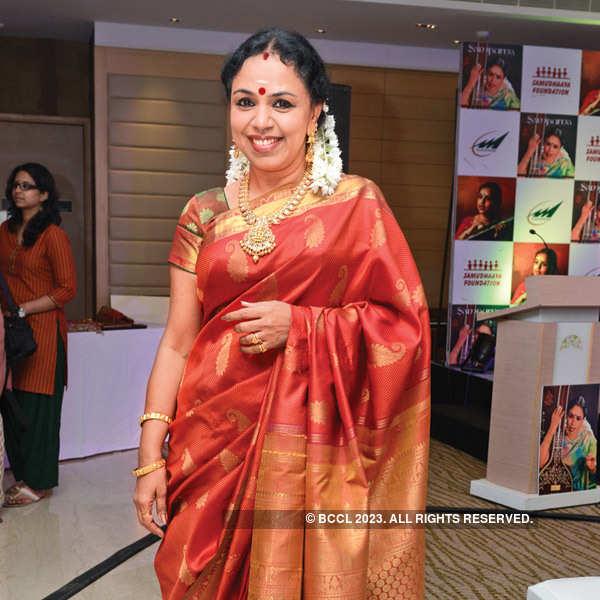 Sudha Ragunathan's book launch