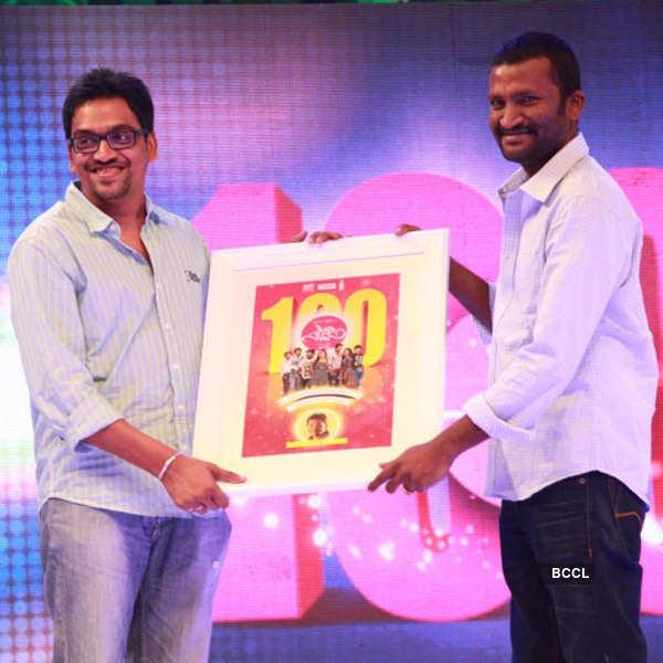 Raja Rani: Success meet