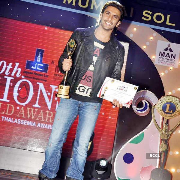 20th Lions Gold Awards