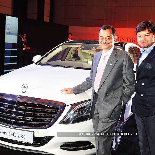 S Class Mercedes-Benz launch