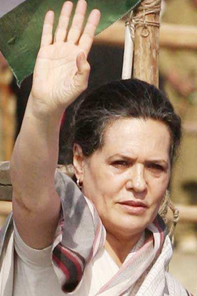 Sonia: A decade as Cong Chief