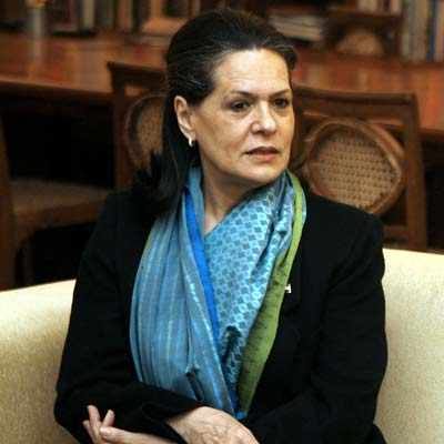 Sonia: A decade as Cong Chief