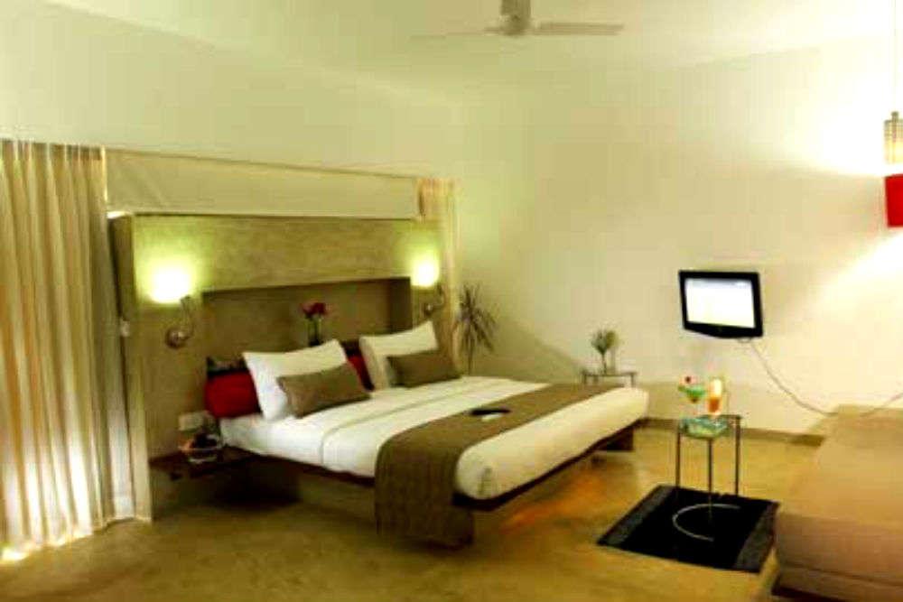 Club Mahindra's Zest Big Beach Resort
