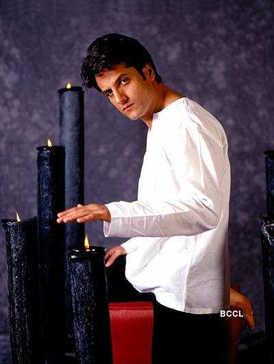 Fardeen Khan's Portfolio Pics