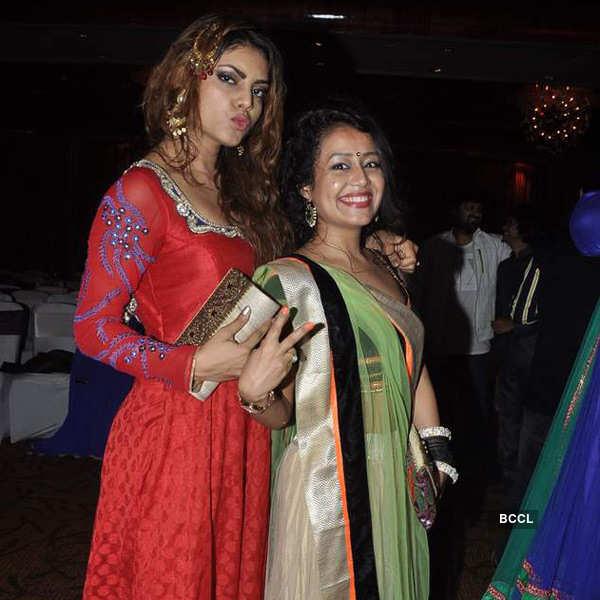Toshi Rana's wedding reception