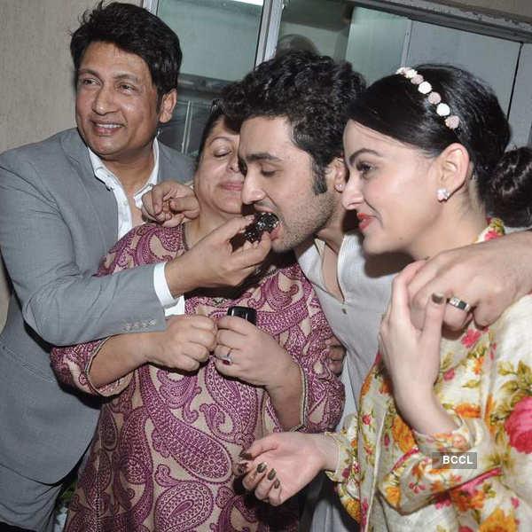 Adhyayan Suman's birthday party