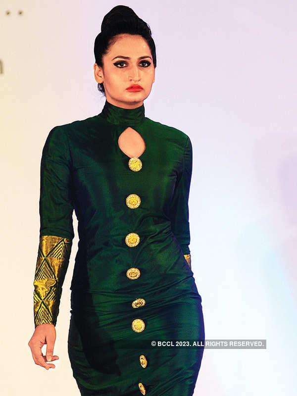 Ambika's fashion event in Kochi