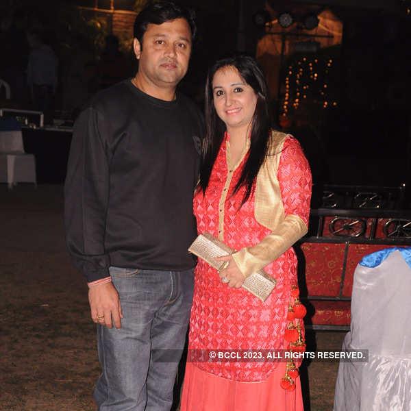 Neha & Varun Malhotra's Lohri celebration