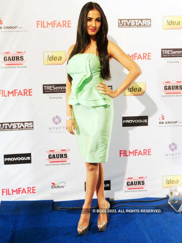 59th Idea Filmfare Awards: Nomination Party