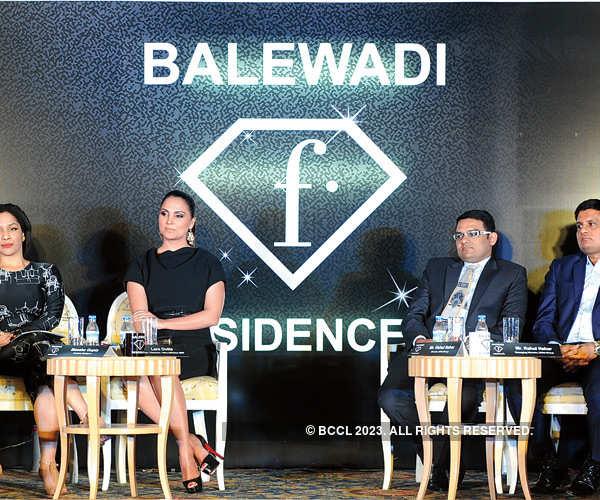 Balewadi F-Residences new launches