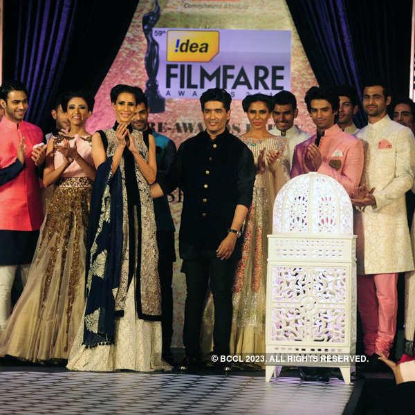 Manish Malhotra show @ Nomination party