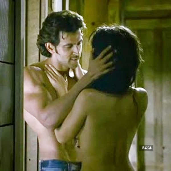 Topless scenes in movies