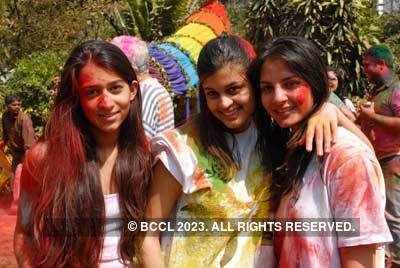 Vineet Jain's Holi Party 2008 -11