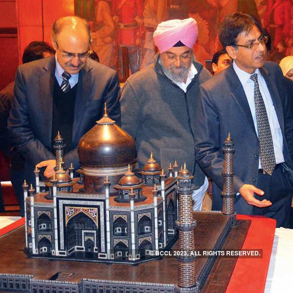 Black Taj Mahal: Book launch