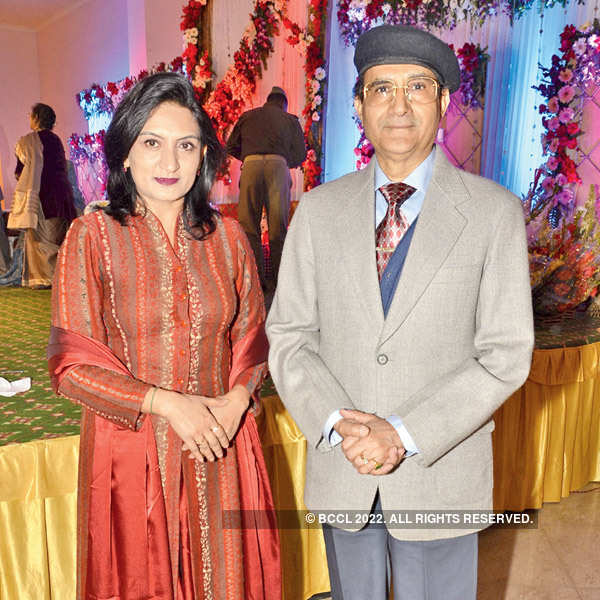 Farhan-Maria's wedding reception