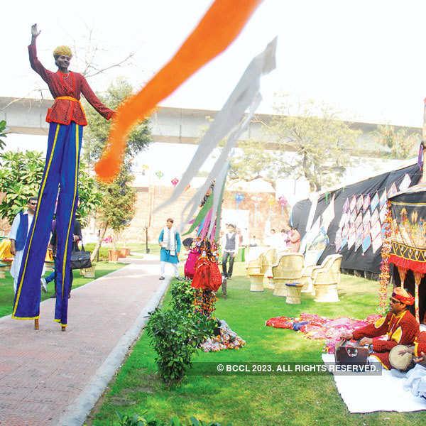 Jaipur Literature Festival pre-party