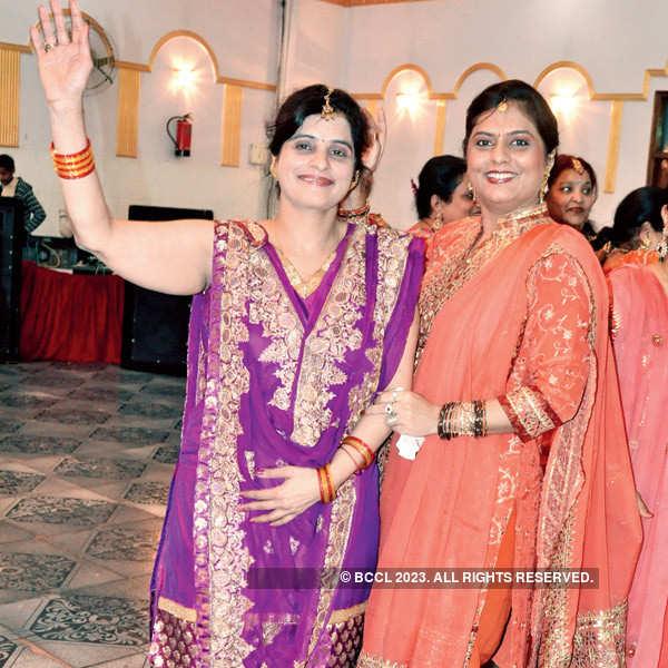 Lohri celebration in Kanpur