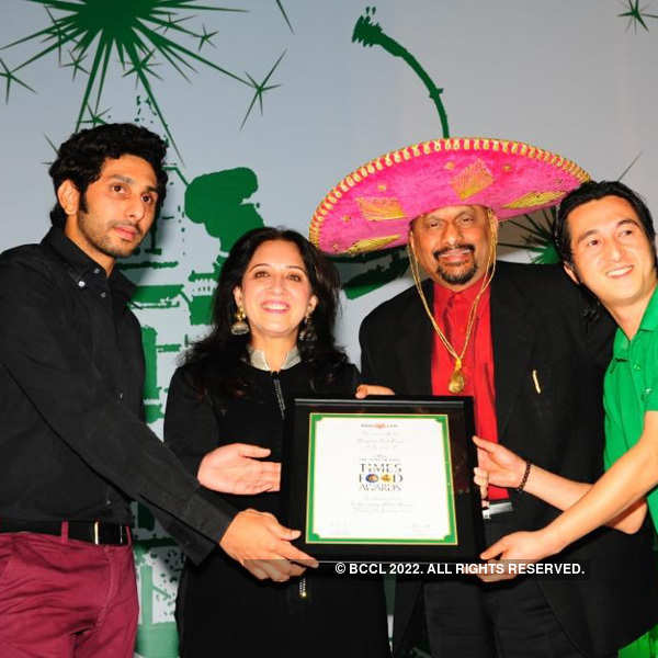 Times Food Guide Awards '14 - Winners : Pune