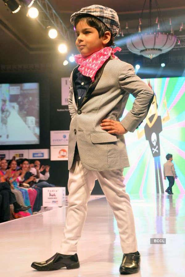 India Kids Fashion Week '14