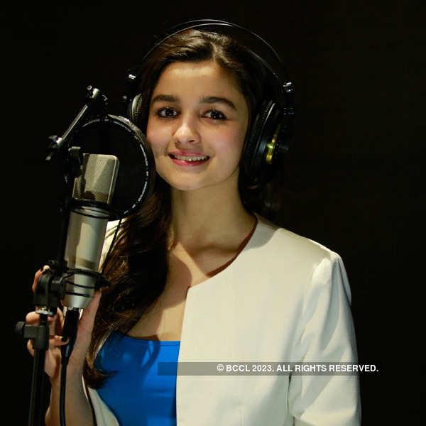 Alia Bhatt turns Singer