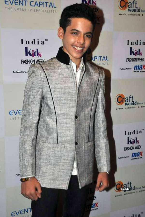 India Kids Fashion Week '14