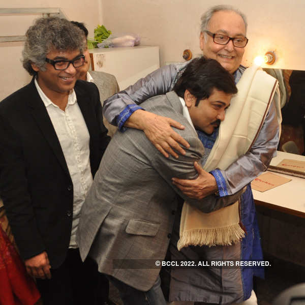 Soumitra Chatterjee's 80th birthday