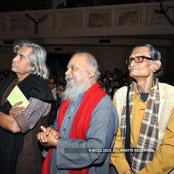 Soumitra Chatterjee's 80th birthday