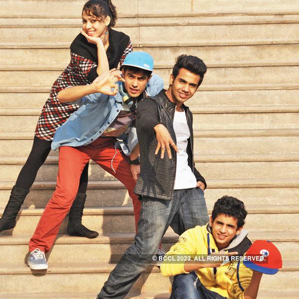 Dance India Dance team visits Delhi