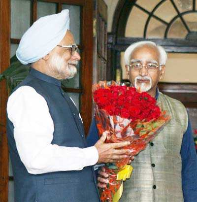 Vice President's b'day