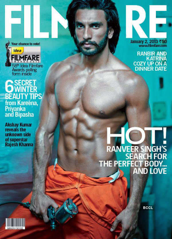 Best of Filmfare: Filmfare covers
