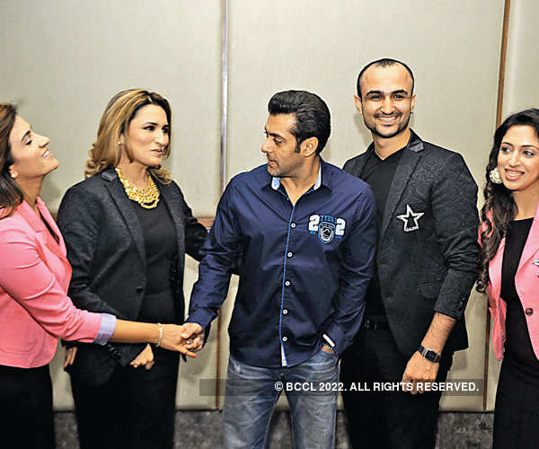 Salman Khan @ Store launch