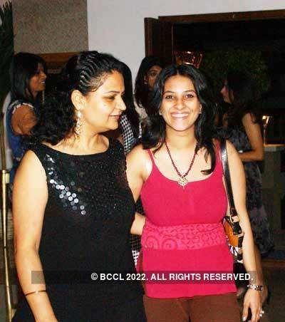 Amrit's party