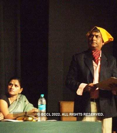 Theatre show: Darpan