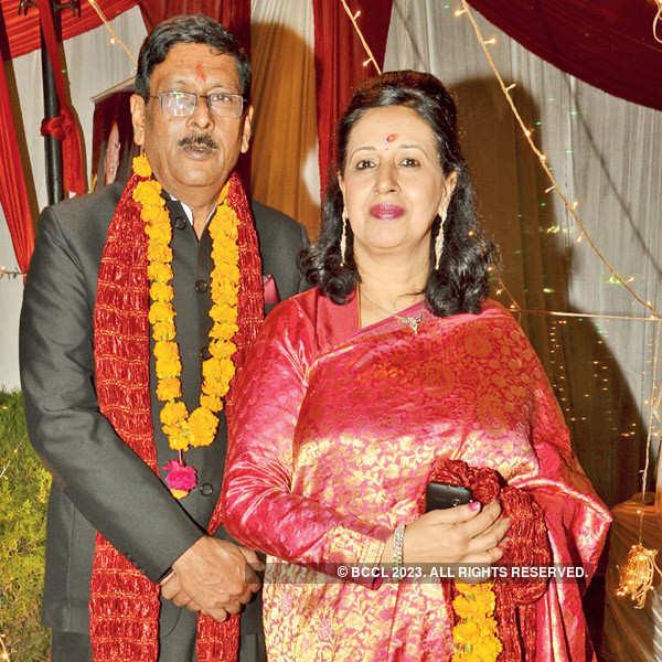 Nishita and Prashant's grand wedding