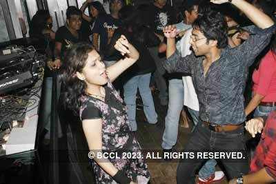 Rave party at Venom