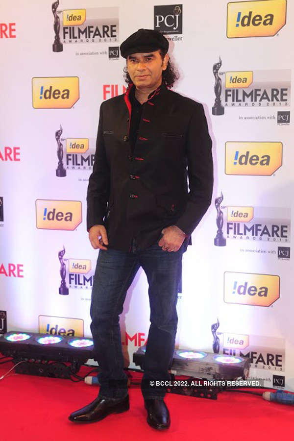 59th Idea Filmfare Awards: Red Carpet