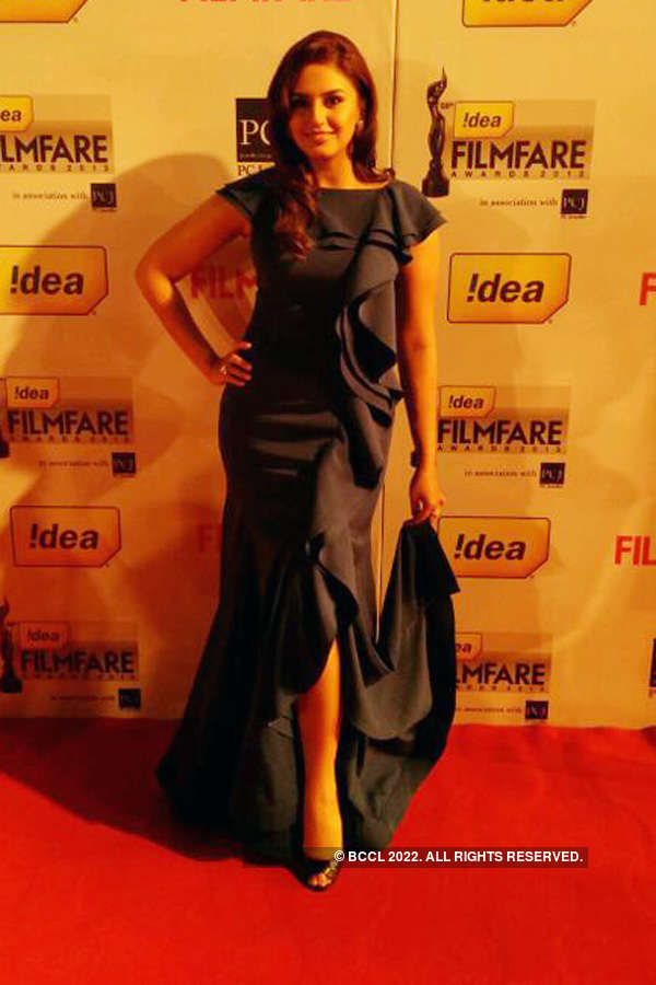59th Idea Filmfare Awards: Divas in Gowns
