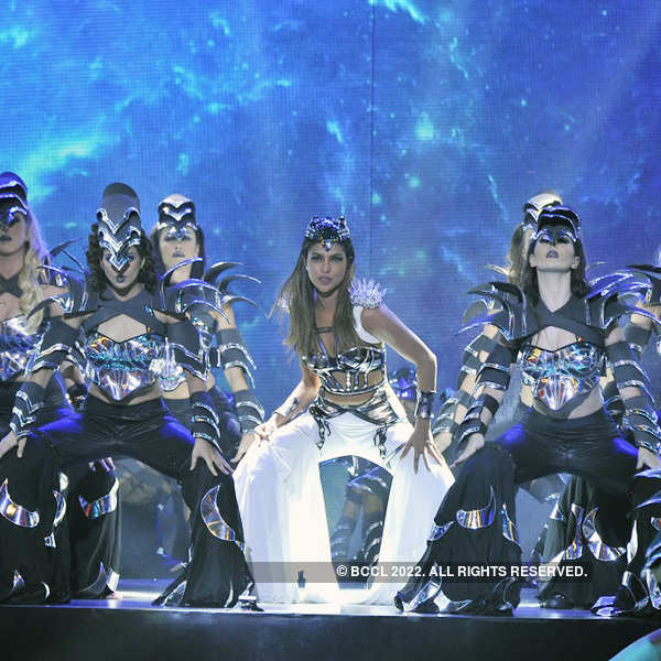 59th Idea Filmfare Awards: Peppy performances