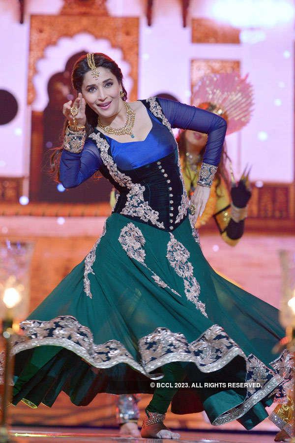 59th Idea Filmfare Awards: Peppy performances