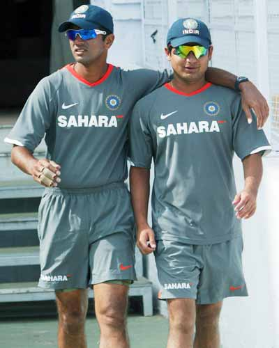 India vs SA: Practice session