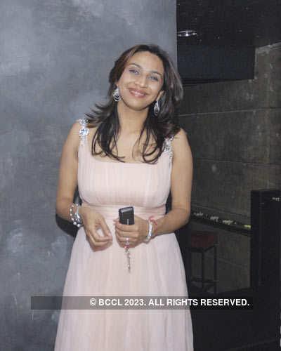 Priya & Akash's b'day party