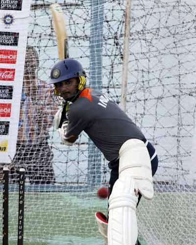 India vs SA: Practice session