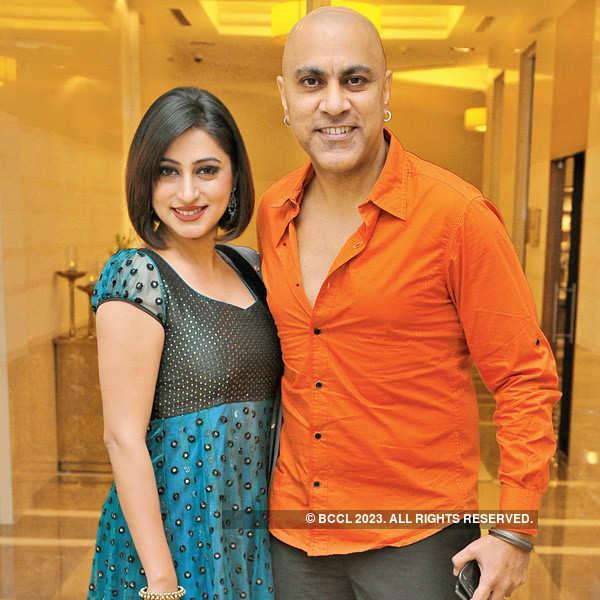 Sahil & Priyanka's engagement