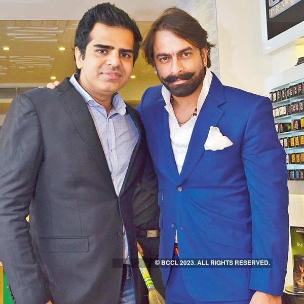 Geetanjali Salon launch