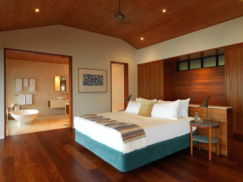 On the Great Barrier Reef: Qualia Resort, Australia - Times of India Travel