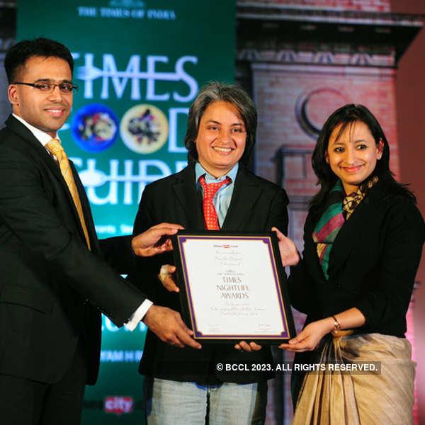 Times Nightlife Awards '14 - Winners : Delhi