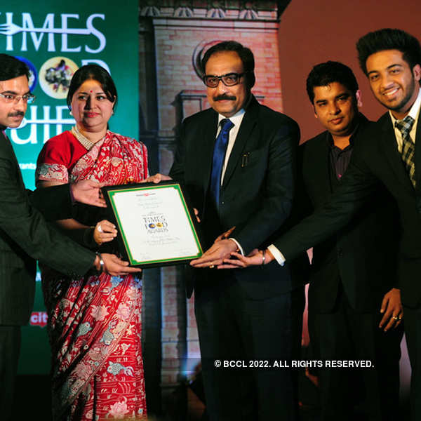 Times Food Guide Awards '14 - Winners : Delhi