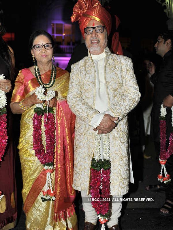 Raageshwari weds Sudhanshu