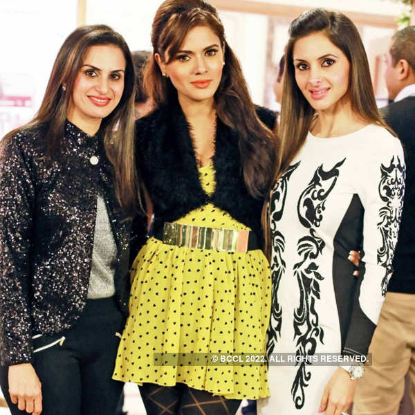 Cafe Delhi Heights launch party