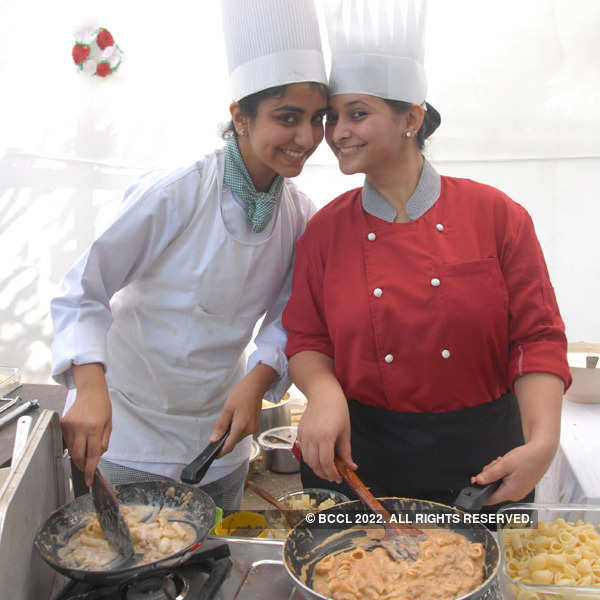 LAD College's Food Festival